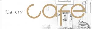 レタープレスGallery Cafe Websiteバナー